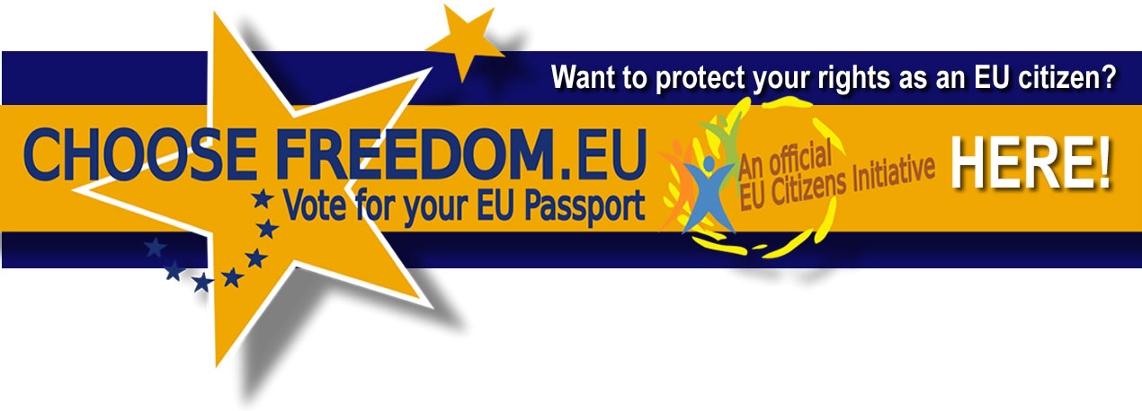 Choose Freedom EU Passport