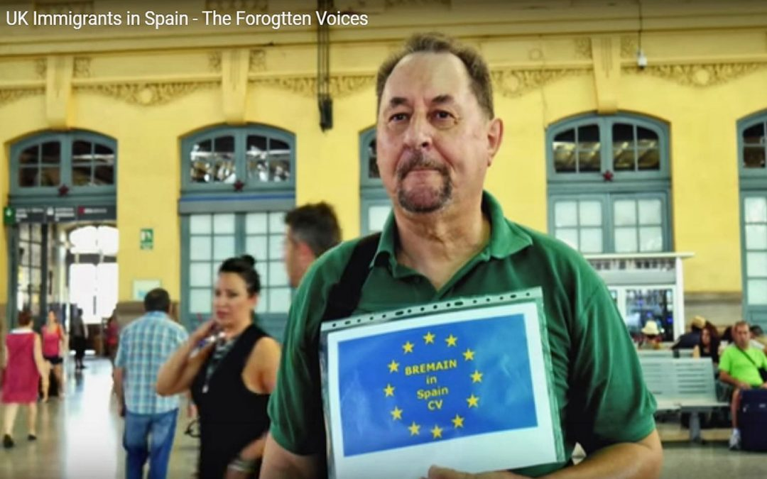UK Immigrants in Spain – The Forgotten Voices