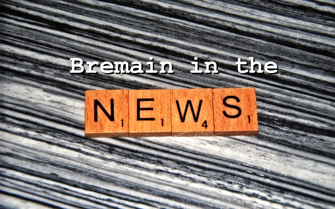 Bremain in the News