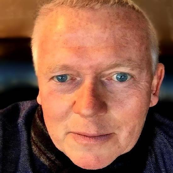 Stephen McCann - Admin