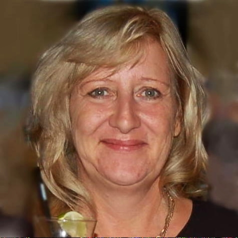 Sue Scarrott - Web Development Manager