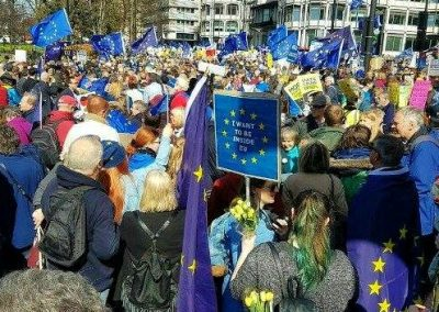 Unite For Europe march 8