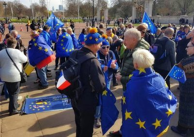 Unite For Europe march 9