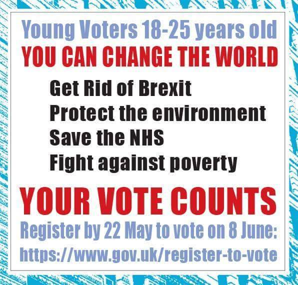 Young Voters can Change the World