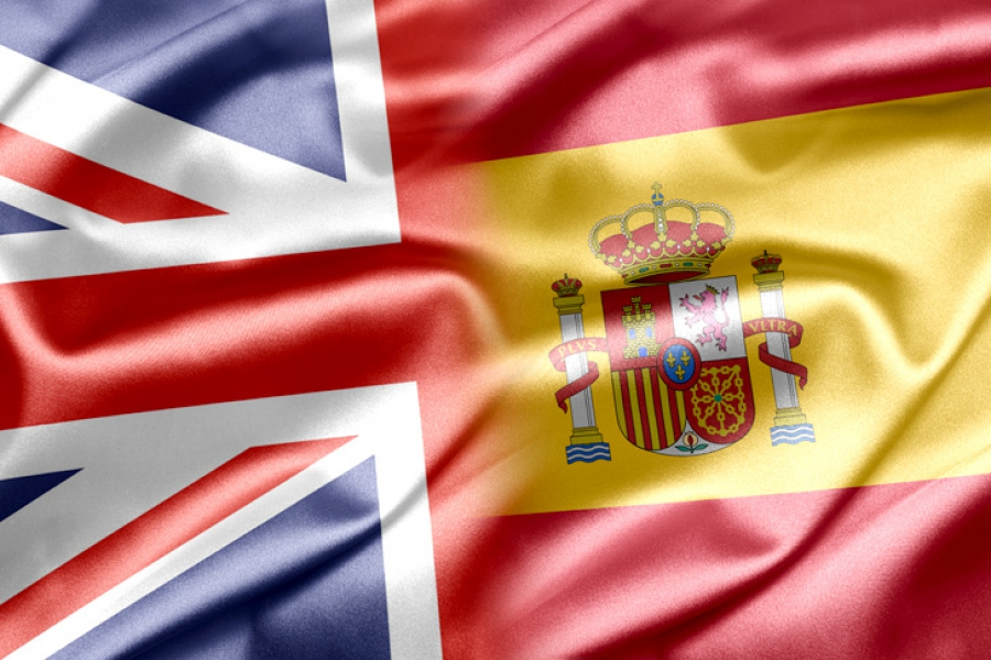 Delegation of expatriates meets at British Embassy in Madrid
