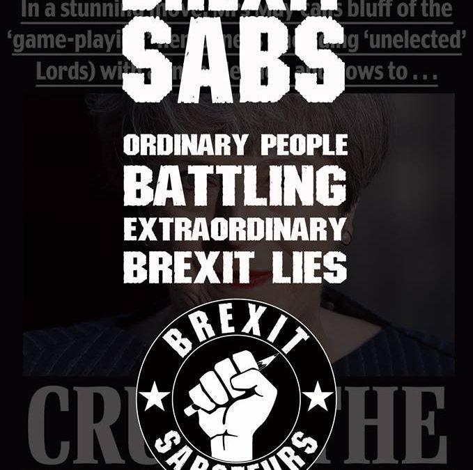 Brexit Sabs