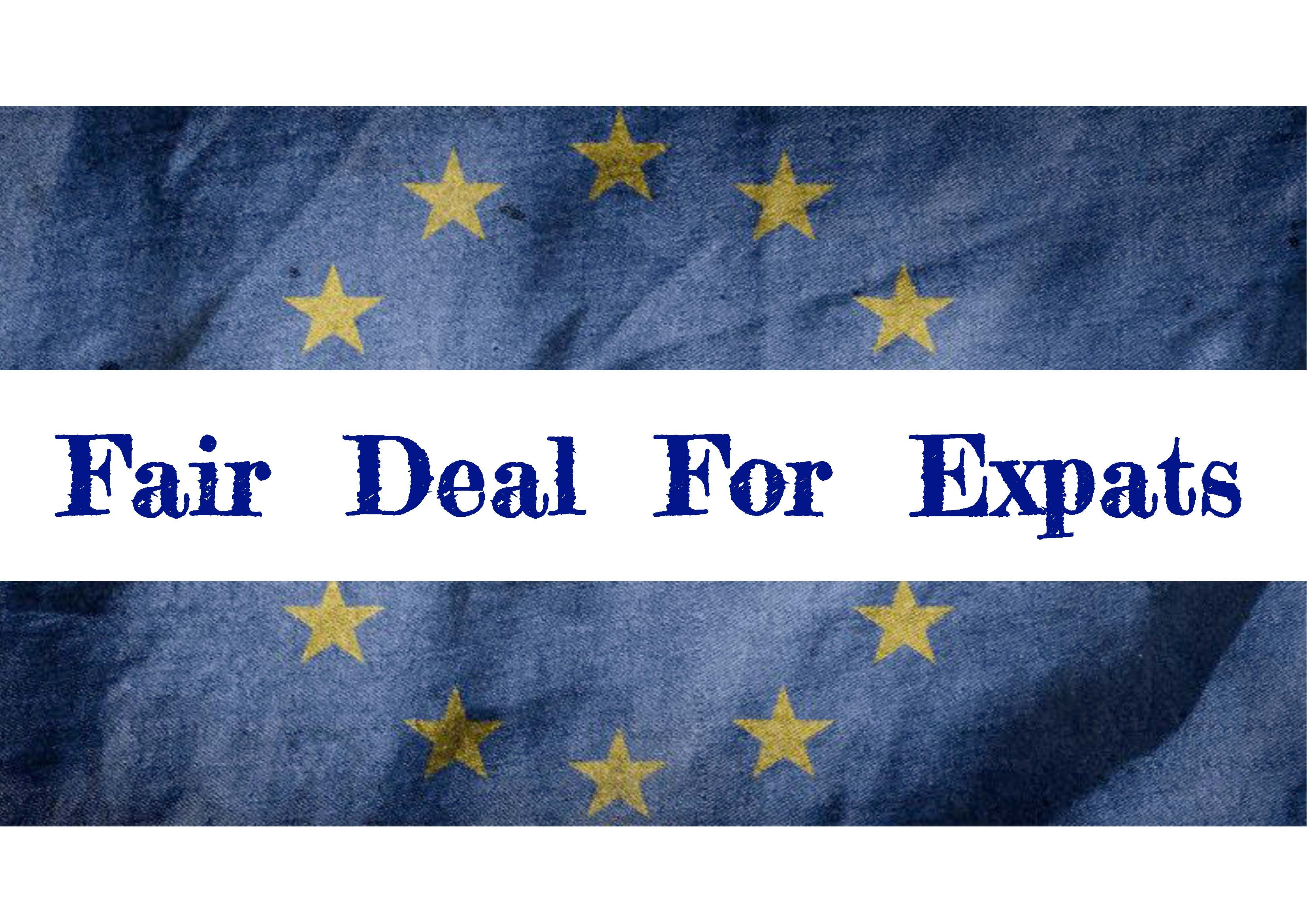Fair Deal for Expats