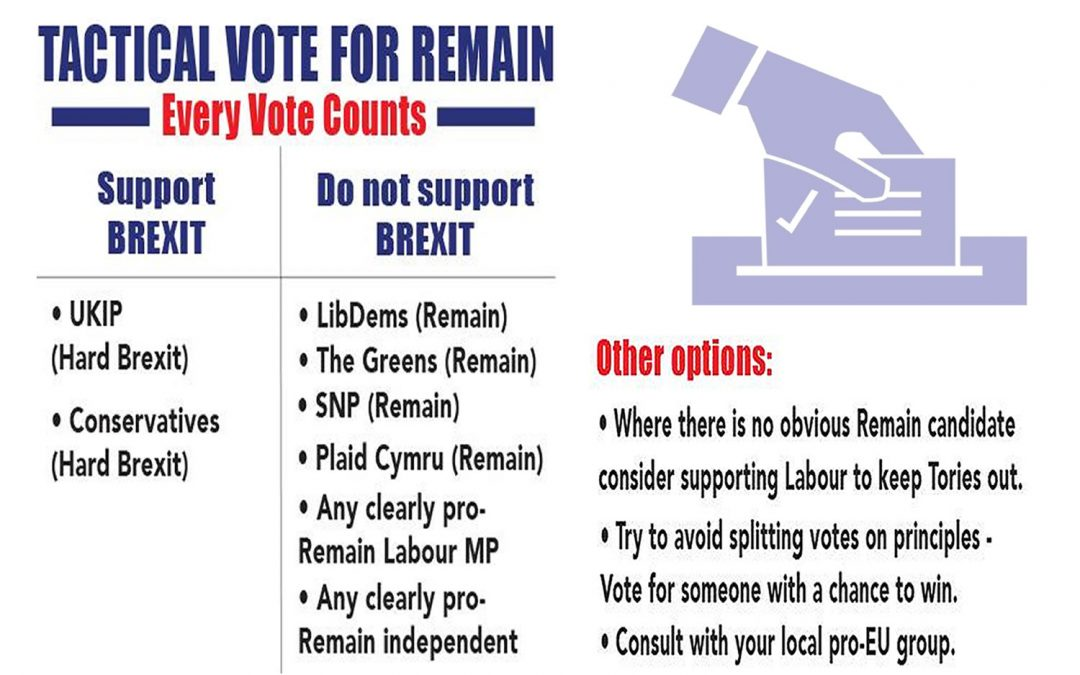 Tactical Voting to Remain