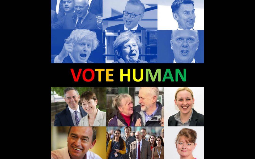 Vote Human