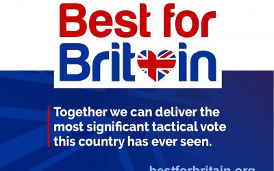 Best for Britain – Tactical Voting