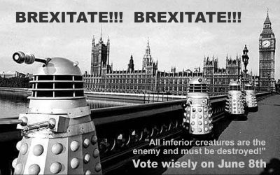 Brexitate – Vote wisely on June 8th