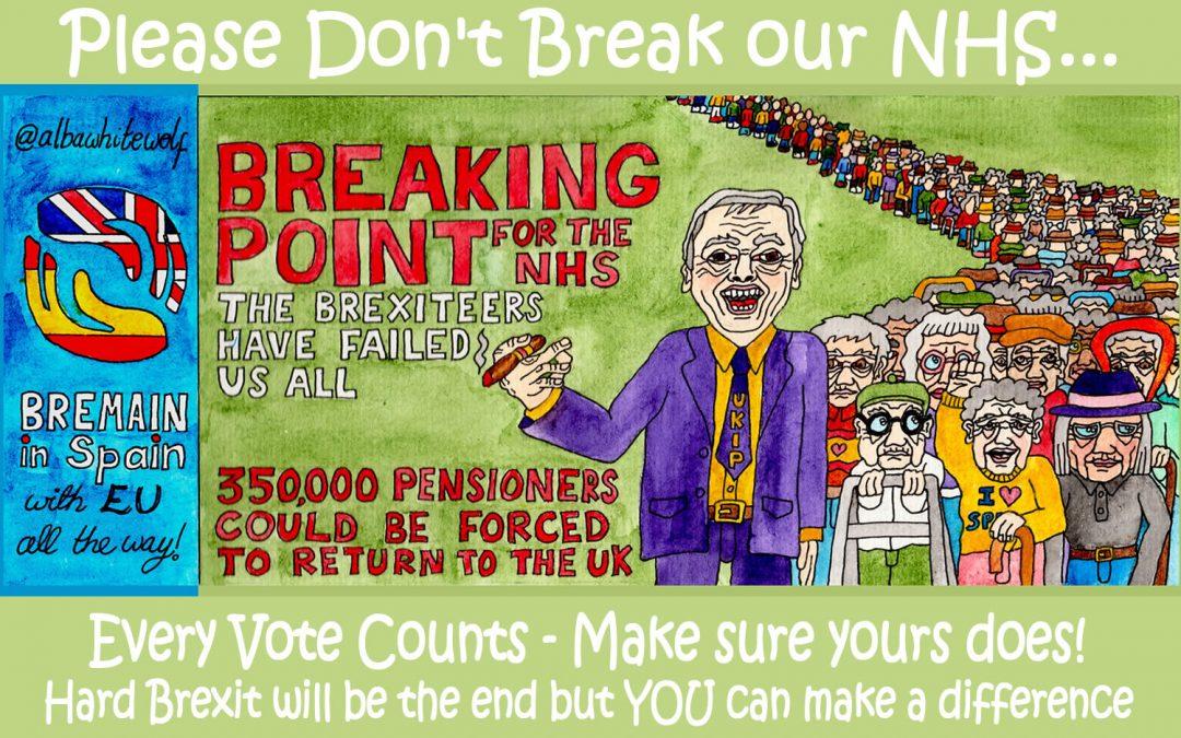 Don't let Brexit Break our NHS