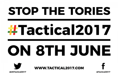 Stop the Tories – Tactical2017 on June 8th