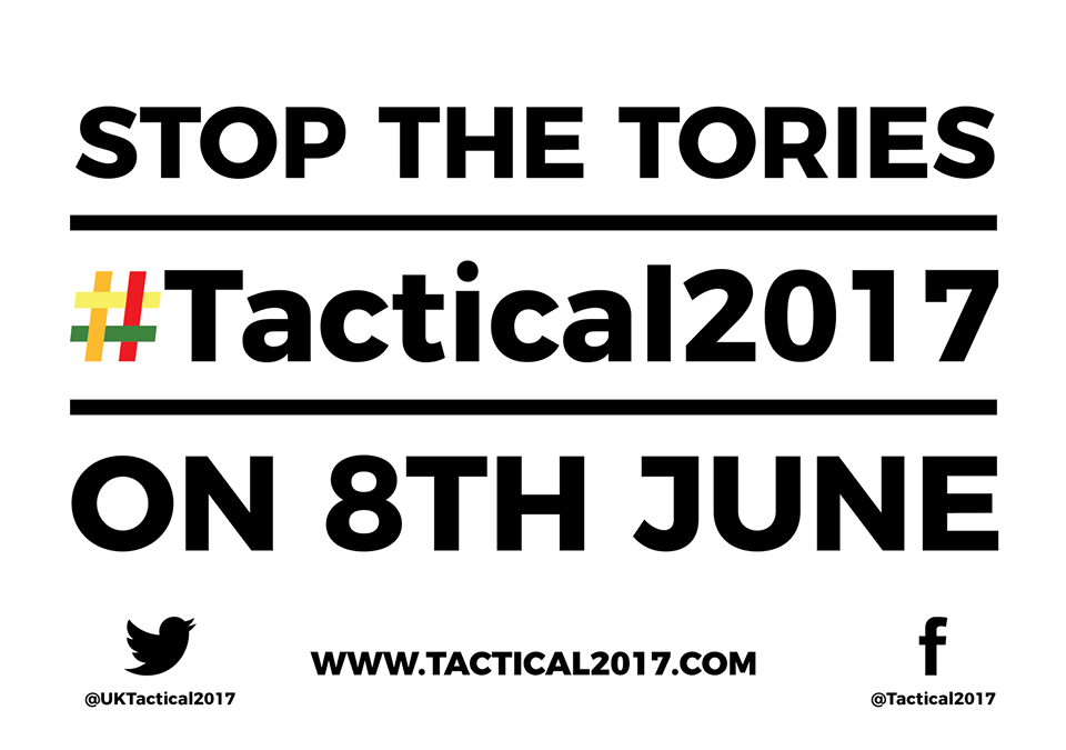 Stop the Tories - Tactical 2017