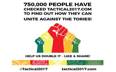 Tactical Voting 2017 – Find out how