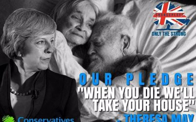 Tory Social Care Policy – Is it for you?