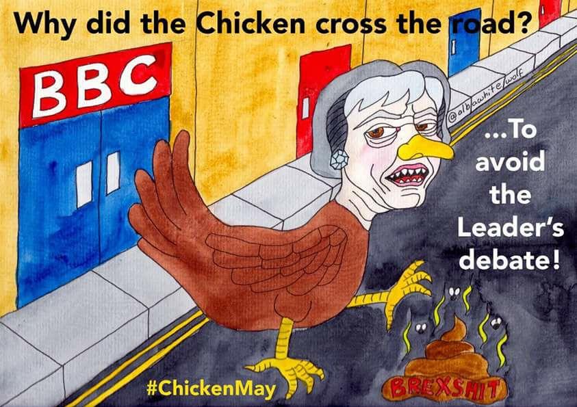 Tory Chicken