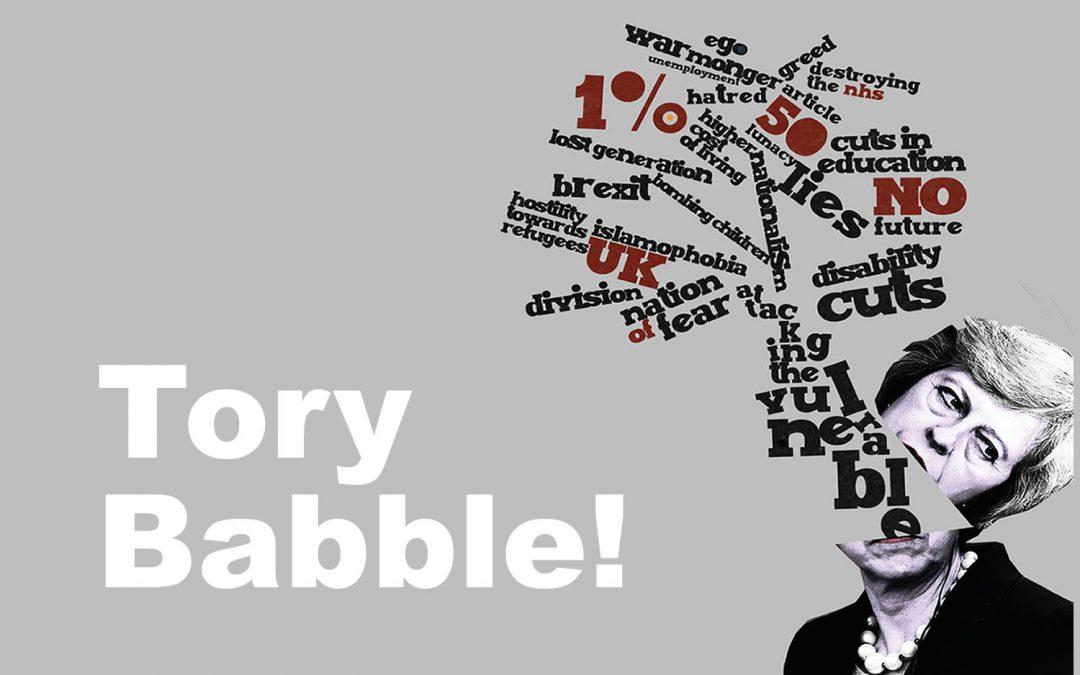 Tory Babble