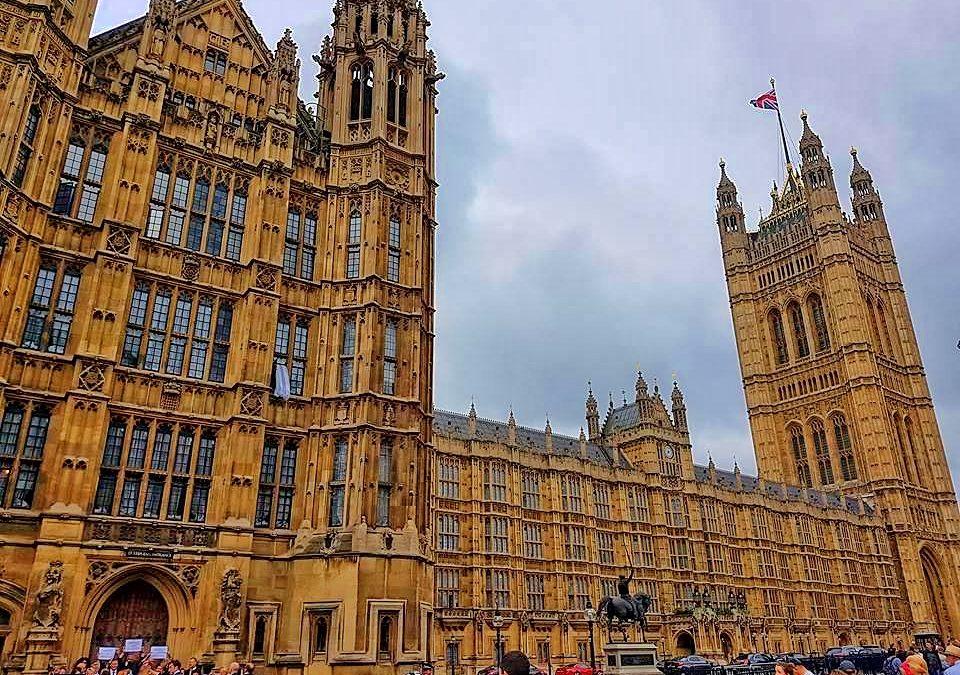 Sue Wilson: My 24 hours in London – 19 July 2017