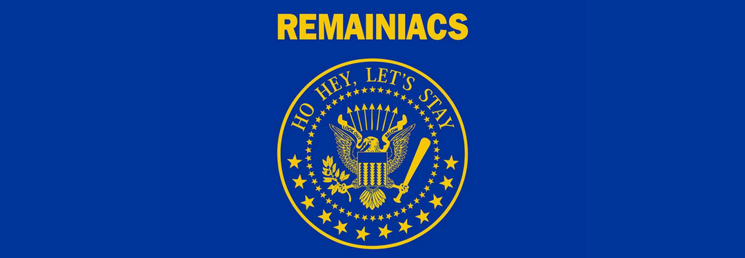 Remainiacs: Weekly no-bullshit Brexit podcasts
