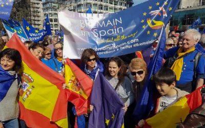 España alberga la mayor población británica en la UE y la más vulnerable