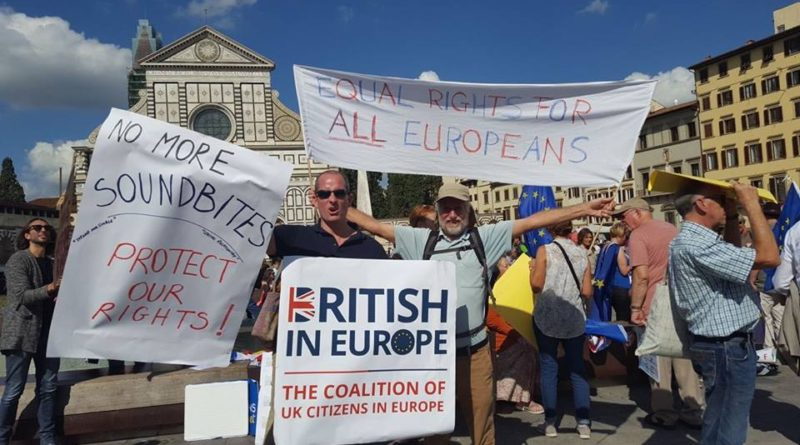 British in Europe Newsletter October 2017