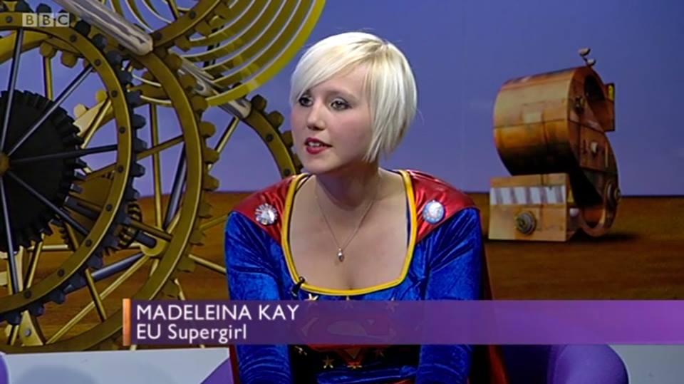 Madeleina Kay