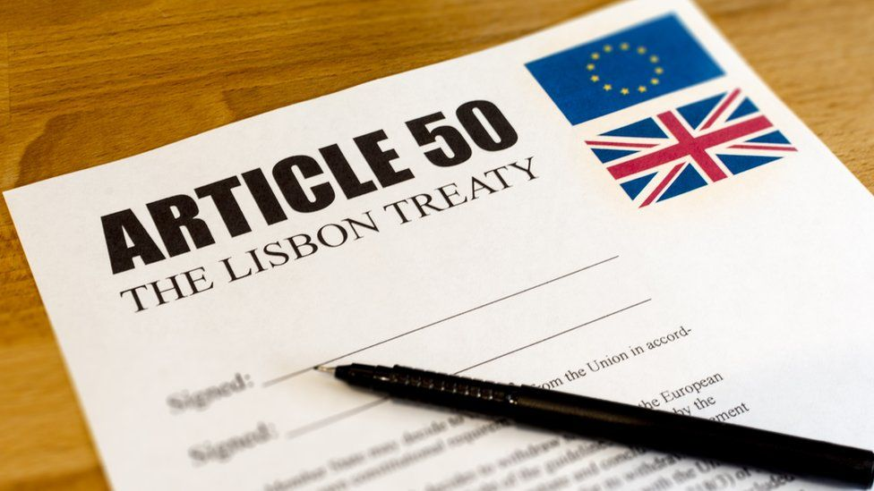 Advocacy Campaign: Update Article 50 Negotiations