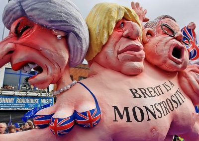 Brexit Is Monsterous