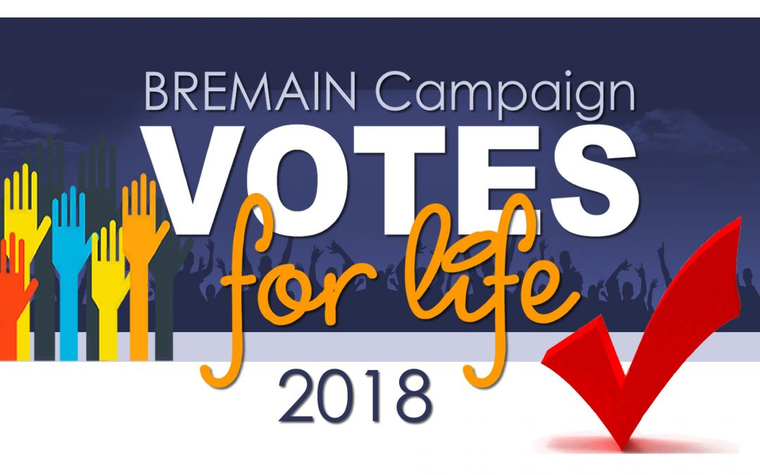 Votes for Life: A Bremain Campaign 2018