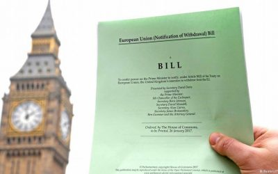 Link to the Draft Agreement agreed today between the UK and the EU