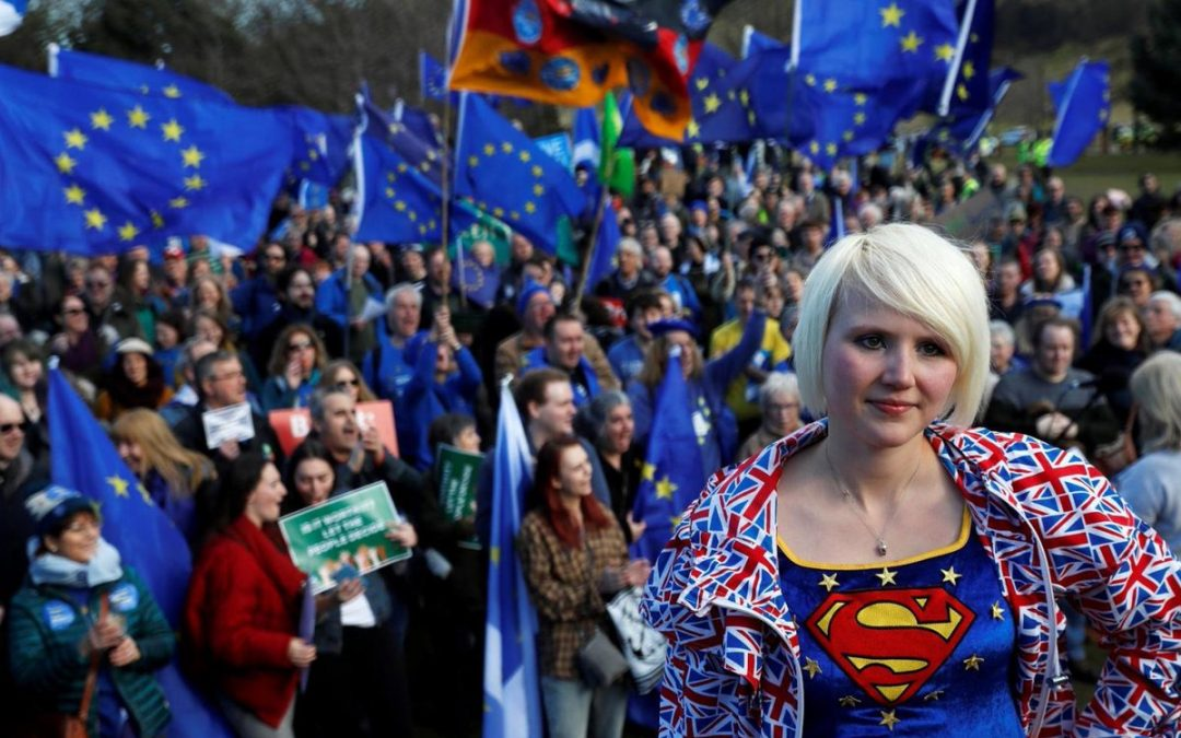 Bremainers Ask …… Madeleina Kay, EU Supergirl