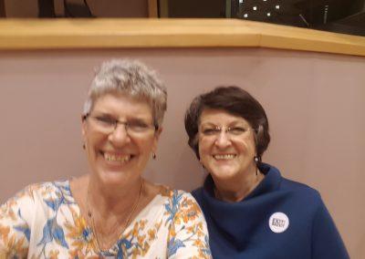 Sue and Catherine Bearder LD MEP