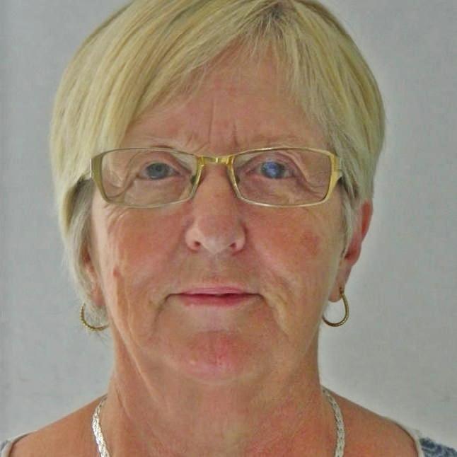 Dorothy Morgan - Data Co-ordinator