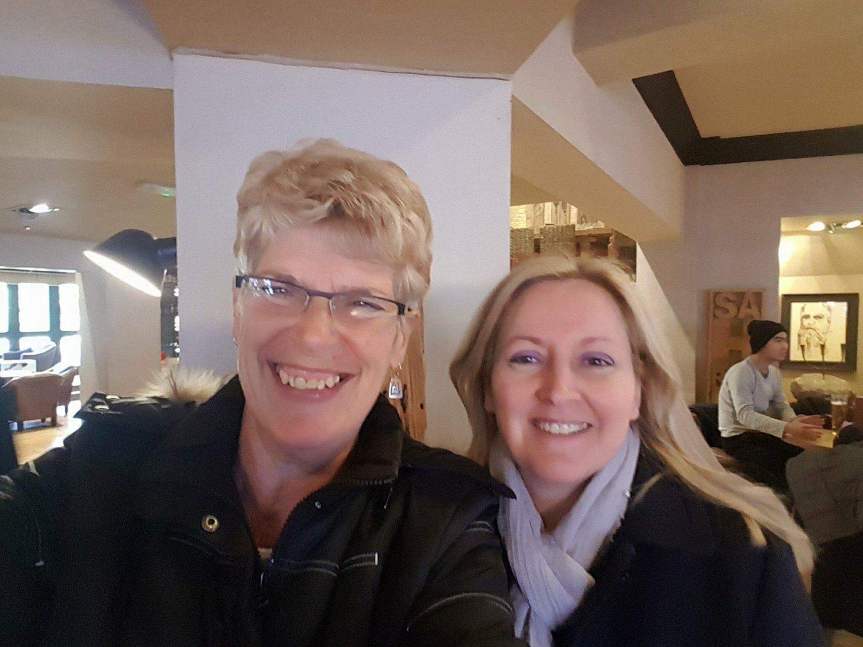 Sue and Elena Remigi