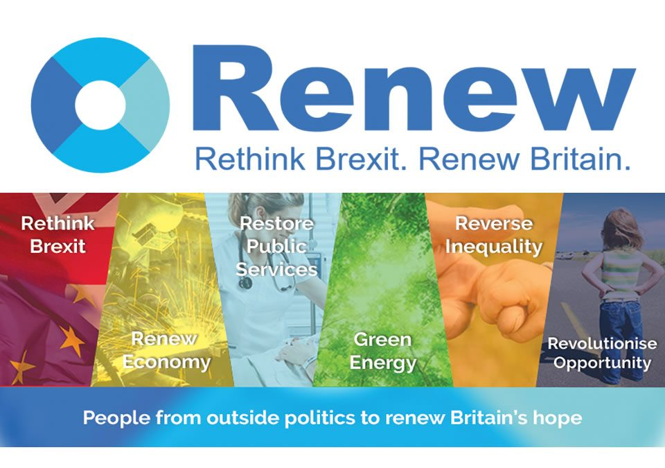 Bremain works with Renew Britain