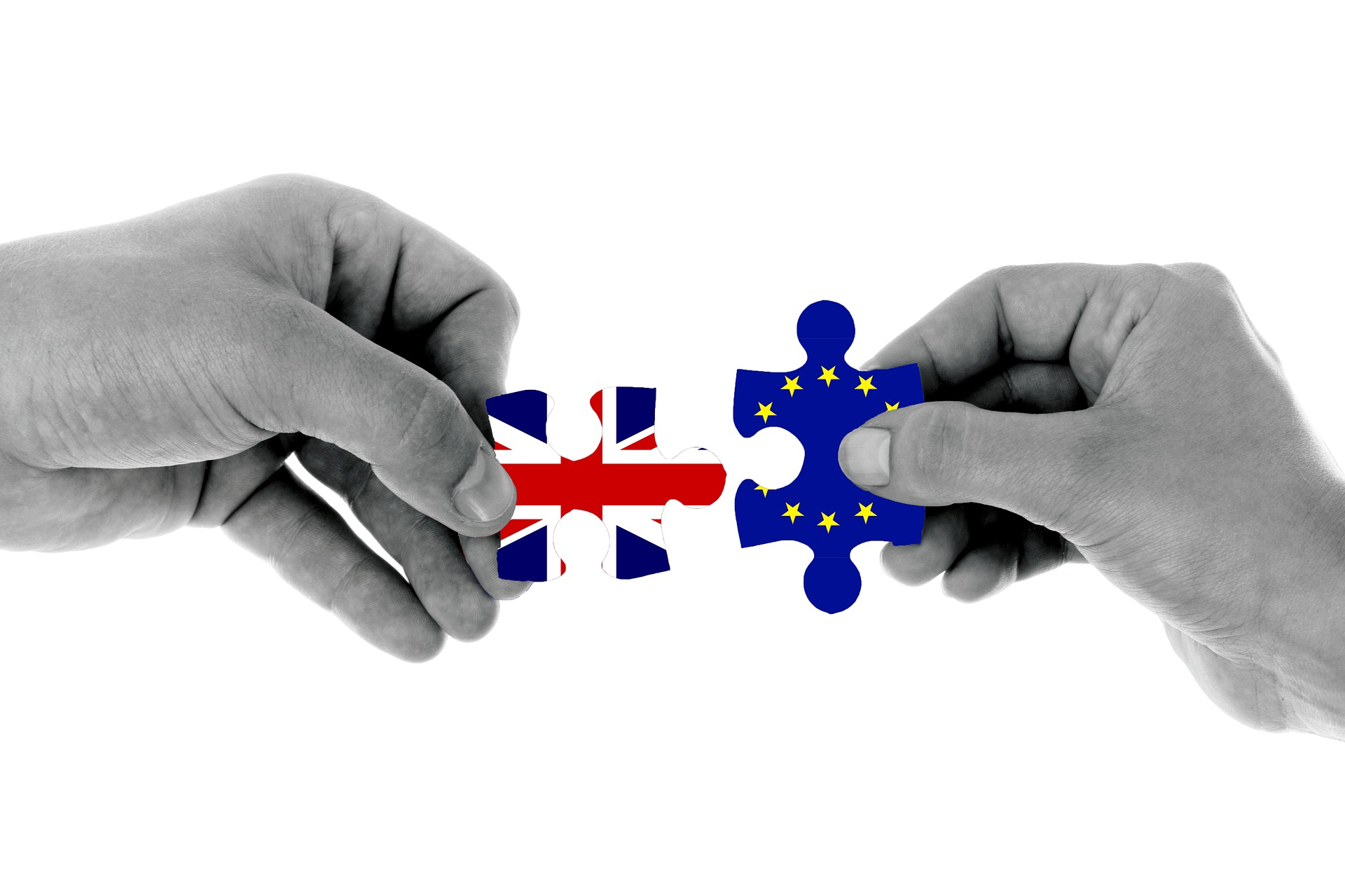 UK EU Jigsaw