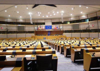 Interior European Parliament