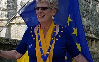 Sue Wilson talks Brexit on Europeans In!