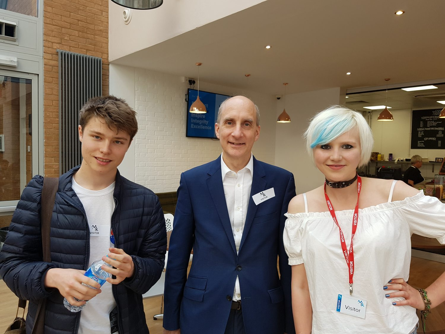 Will Day OFOC, Lord Adonis, Madeleina Kay