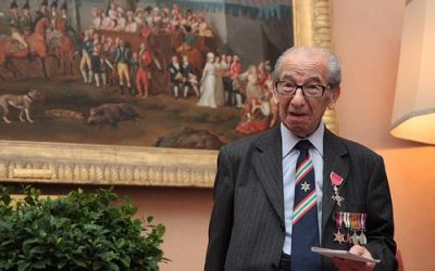 Harry Shindler MBE letter to Fellow Brits Abroad