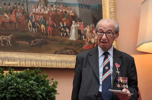 Harry Shindler MBE