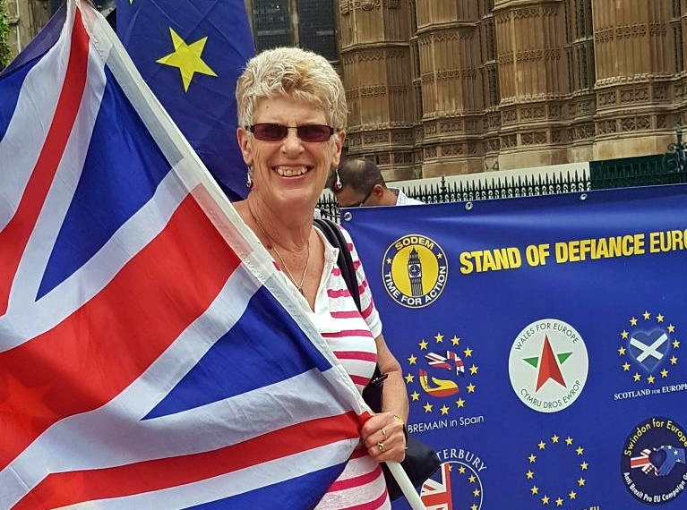 Sue Wilson UK SODEM May 2018