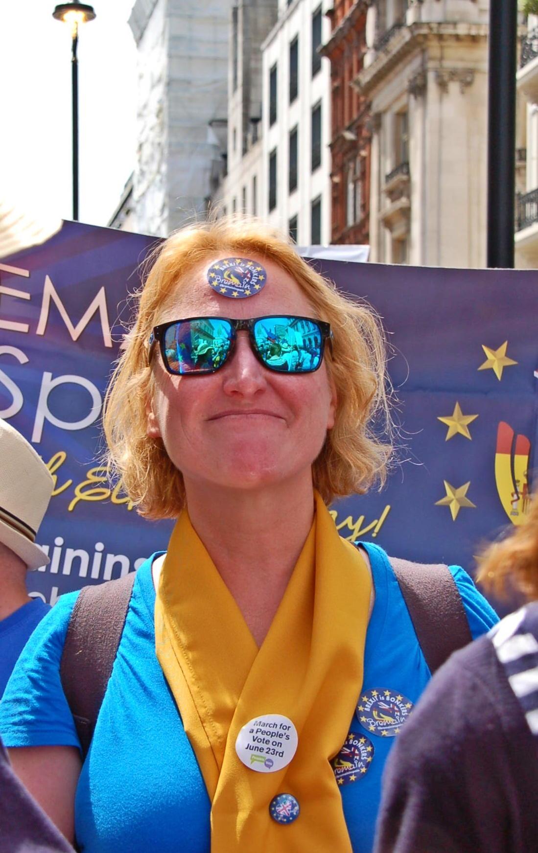 Peoples Vote Bremain in Spain