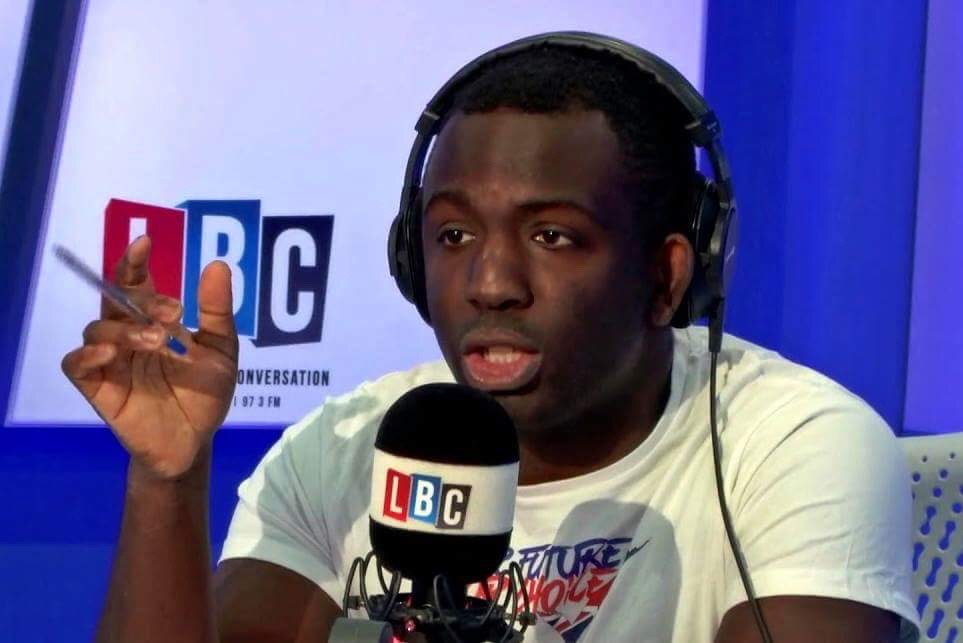 Femi on LBC
