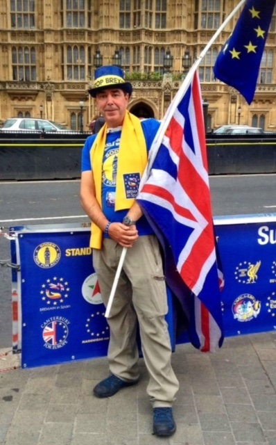 Steve Bray from SODEM