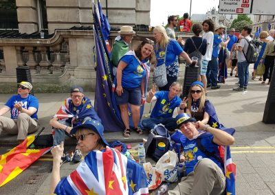 SODEM having a break!