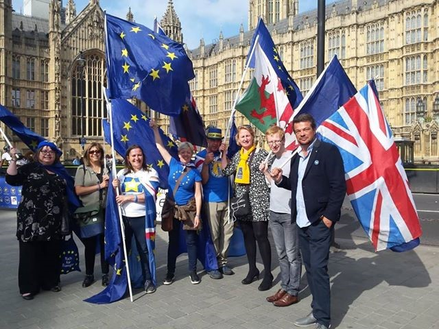 Elspeth with SODEM
