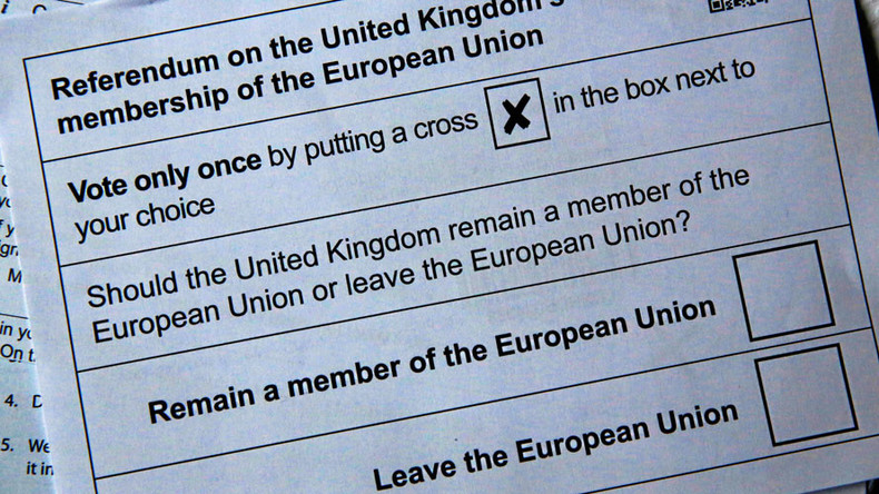 Brexit Opponents Target Referendum Result in Latest Court Case