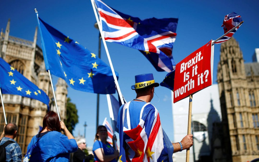 2019: The Year We Finally Bury Brexit